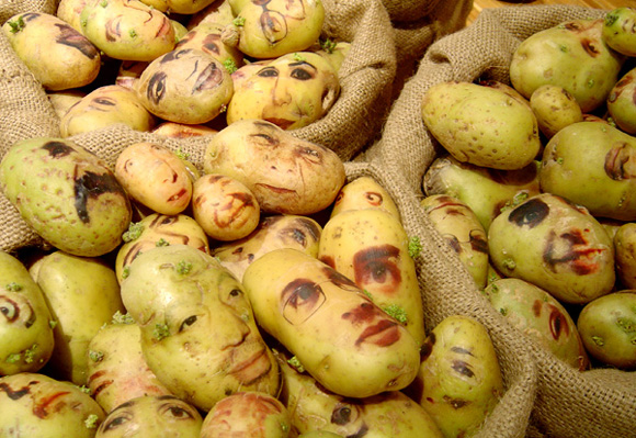 Potato_art
