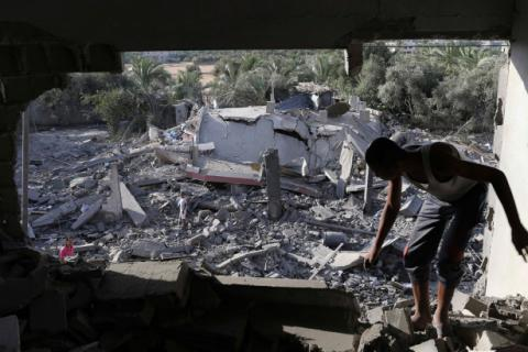 Gaza_rubble