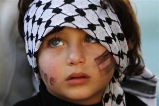 Palestinian-girl