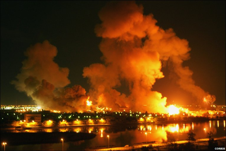 Iraq-shock-and-awe