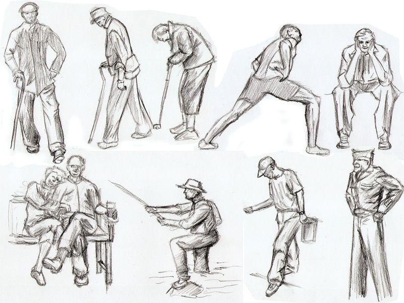Elderly_sketches_by_ziddius-d5pilsi