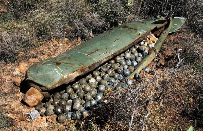 Cluster-bomb