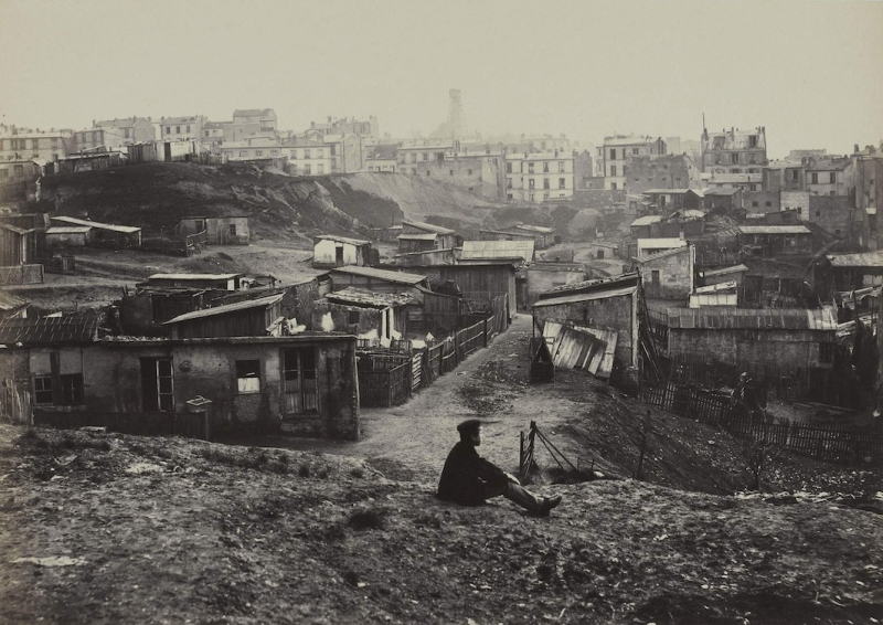 16. Top of the rue Champlain, View to the Right (Twentieth Arrondissement), 1877-78.jpg.CROP.original-original. Top of the rue Champlain, View to the Right (Twentieth Arrondissement), 1877-78