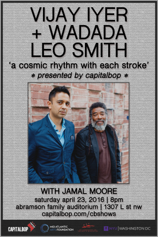 Vijay-iyer-and-wadada-leo-smith-poster